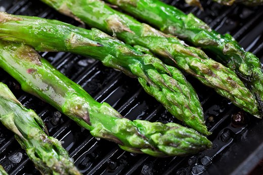 Cooked: Asparagus