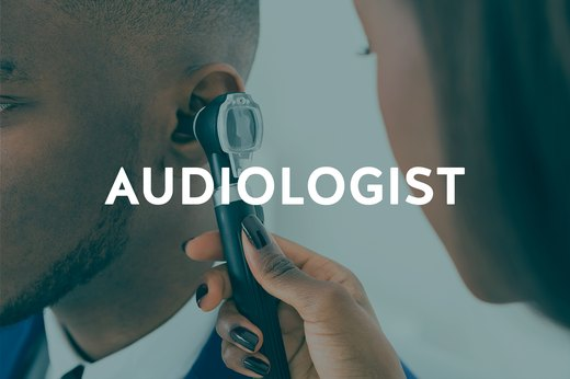 5. Audiologist
