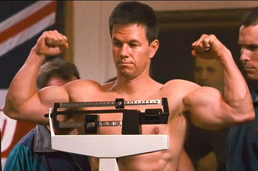 "20. Mark Wahlberg in ""The Fighter"""