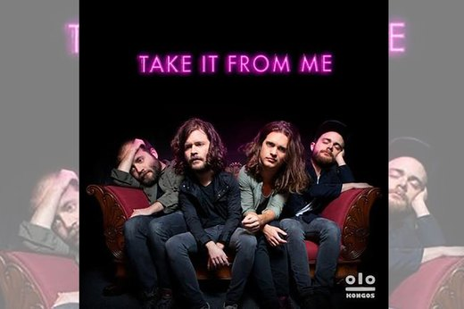 """Take it From Me"" by KONGOS"