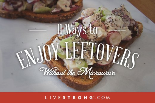 11 Ways to Enjoy Leftovers (Without the Microwave)