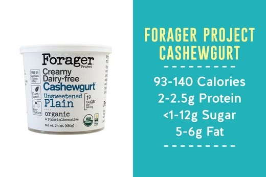 3. BEST: Forager Project Cashewgurt