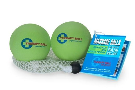2. Yoga Tune Up Therapy Balls