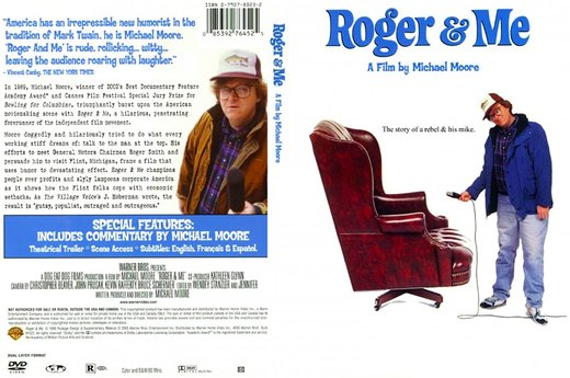 9. Roger and Me