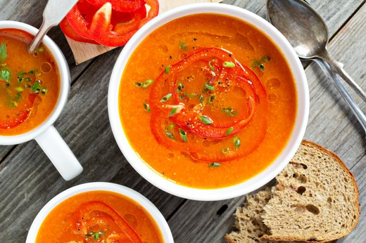 5. Soups That Satisfy