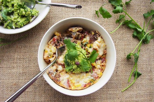 8. Fiesta Mexican Bean and Organic Corn Casserole