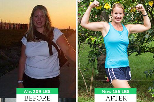 Lori H. Lost 54 Pounds!
