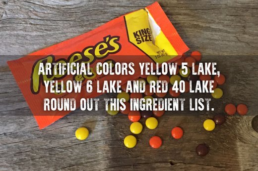 17. Reese's Pieces