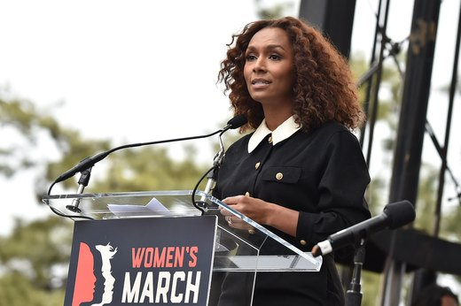 7. Janet Mock, writer, editor, TV host and trans rights advocate