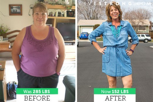 How Julie R. Lost 133 Pounds