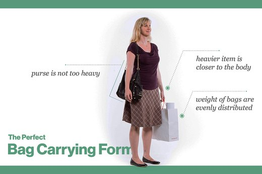 5. Carrying a Bag