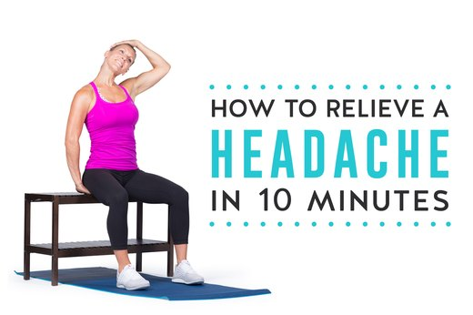 How to Relieve a Headache in 10 Minutes