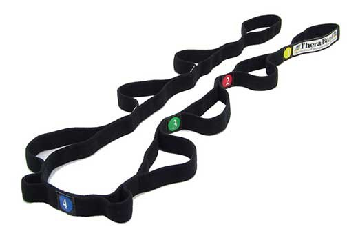 7. TheraBand Stretch Strap