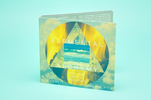 58. Elemental Alchemy, a Sound Therapy CD