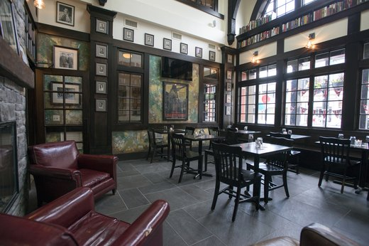 8. Chicago, Illinois: Red Lion Pub