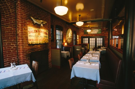 10. Salem, Massachusetts: Turner's Seafood