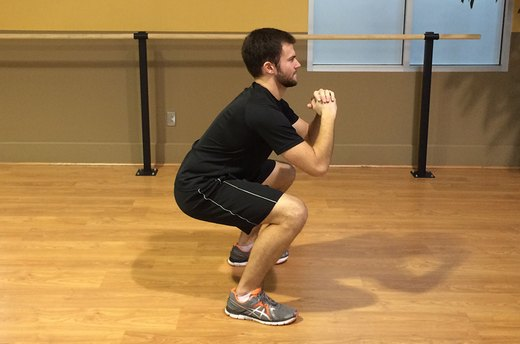 Exercise #1: Squats