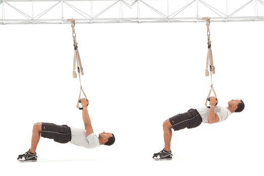 5. Inverted Row