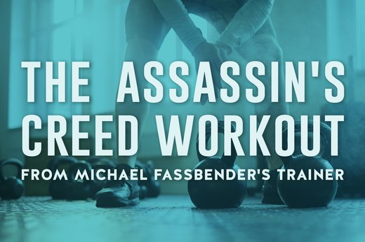 The Assassin's Creed Workout From Michael Fassbender's Trainer
