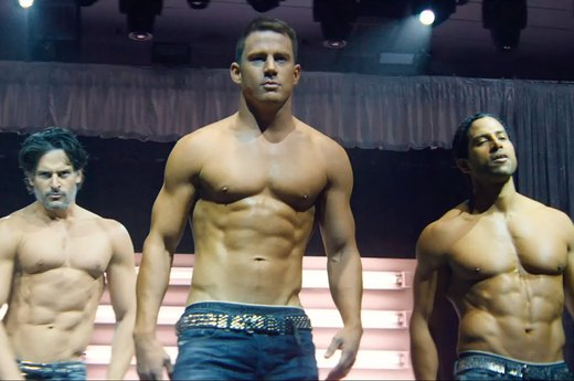 "8. The Cast of ""Magic Mike"""
