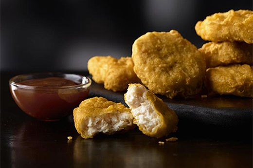 6. McDonald's: Chicken McNuggets
