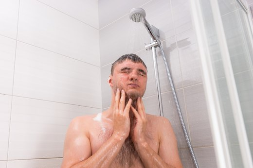 MYTH #1: You need to shower every day.