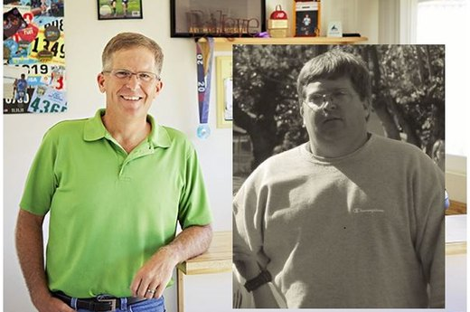 Richard R. Lost 130 Pounds!