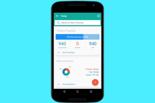 10. Track Your Weight Loss With an App