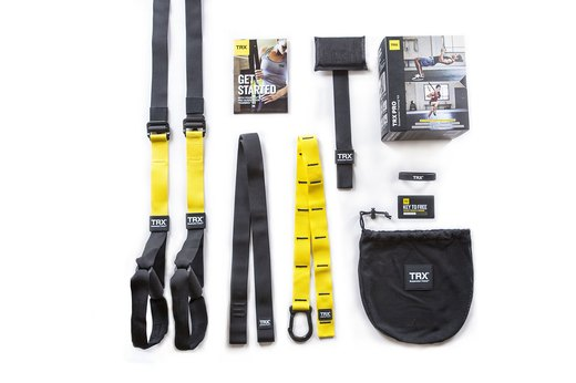 17. TRX Pro Suspension Trainer