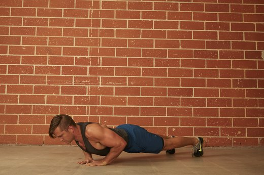 21. Diamond Push-Up