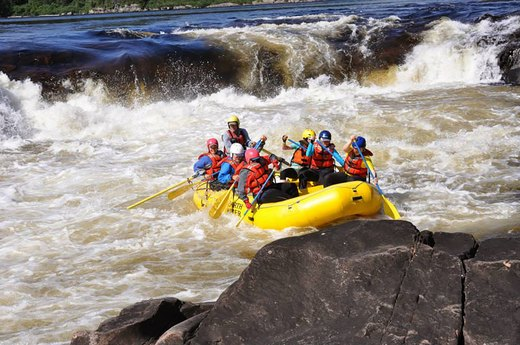 20. For the White Water Rafter