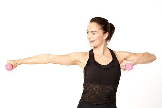 6 Rockin' Exercises for Totally Toned Arms