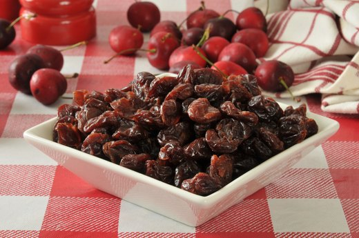 4. Dried Tart Cherries