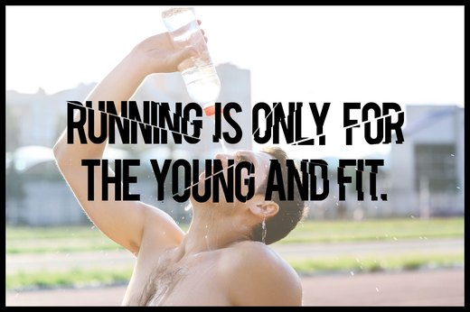 MYTH 11: Running Is Only for the Young and Fit