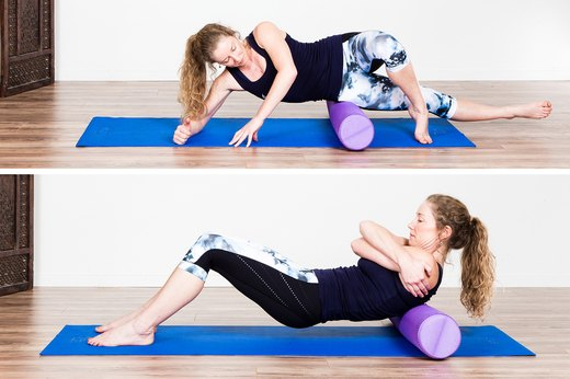 8. Joint Pain: Foam Rolling