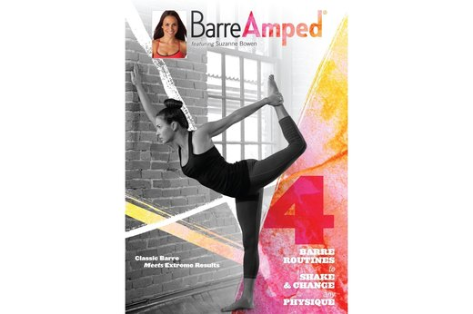 4. Barre Amped Cardio Fat Burn