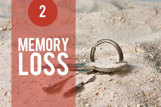 2. Stress Messes With Your Memory