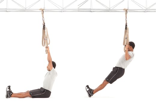 7. TRX Pull-Up