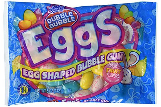 10. Dubble Bubble Eggs