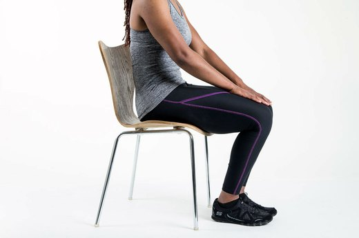 Why Stand When You Can Do These 8 Moves Sitting Down ...