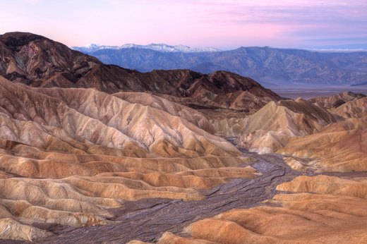 9. For the Solitude Seeker: Death Valley National Park, California