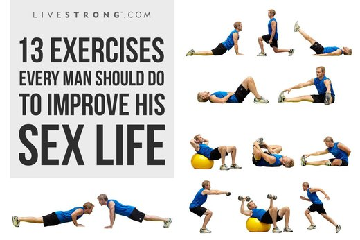 Sex exercises for men