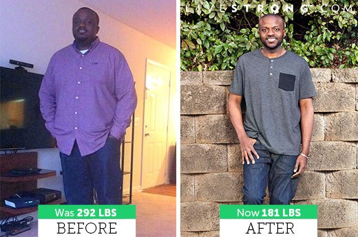 How Robert C. Lost 111 Pounds