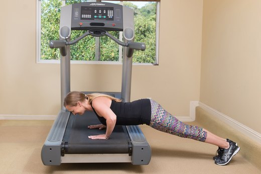 11. Incline and Decline Push-Ups