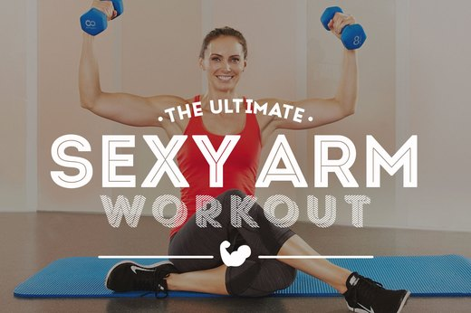 The Ultimate Workout for Sexy, Sculpted Arms