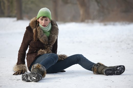 9. Slips and Falls on Icy Surfaces