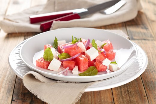 1. Watermelon Salad With Mint and Feta