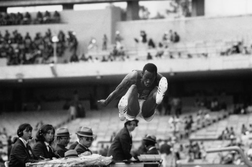 6. Bob Beamon's Great Leap Forward (1968 Mexico City)