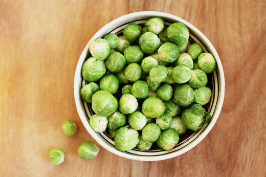 8. Brussels Sprouts