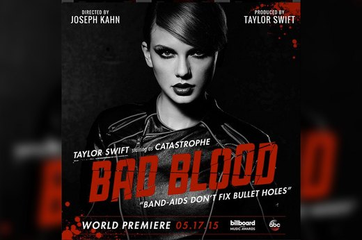 """Bad Blood"" by Taylor Swift ft. Kendrick Lamar"